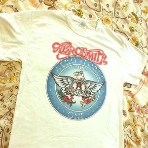 Aerosmith Aero Force One 🦅Newer White Beauty